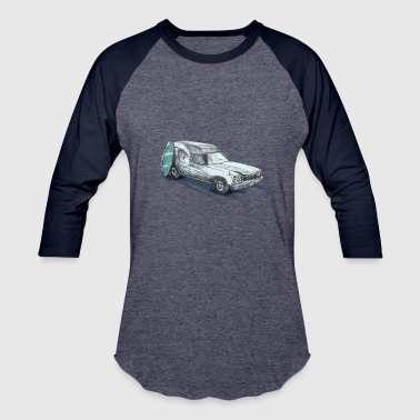 Old School Car OLD-SCHOOL CARS - Baseball T-Shirt
