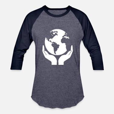 Eco eco world - Baseball T-Shirt