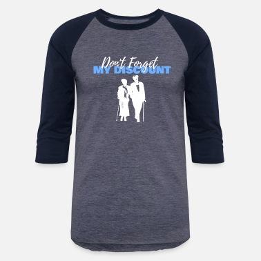1fb80eeb49 Senior Citizens Home Old People Funny Retirement Senior Citizen Gift -  Unisex Baseball T-Shirt