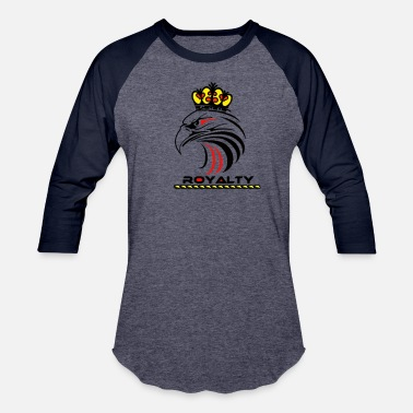 Royal Eagle Royal Eagle - Unisex Baseball T-Shirt