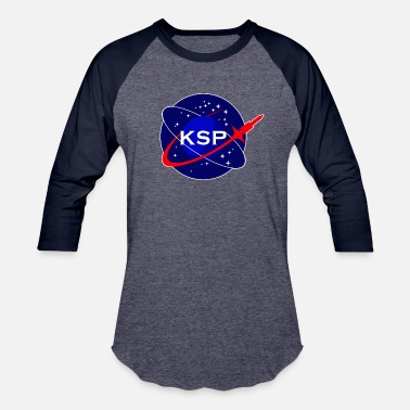 Kerbal KSP Agency Logo - Baseball T-Shirt