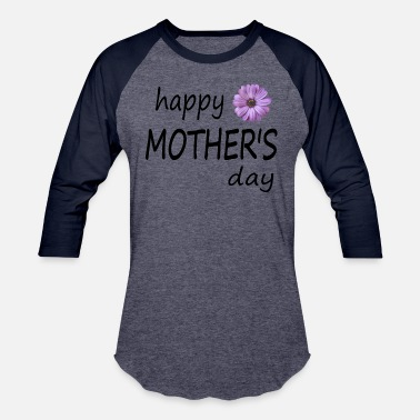 mom3 - Baseball T-Shirt