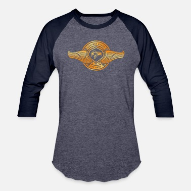 Tourist Squad Off Road - Baseball T-Shirt