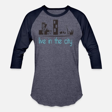 City city - Baseball T-Shirt
