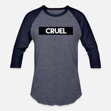 Insulting Cruel Insult - Baseball T-Shirt