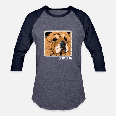 Chow Chow Dogs Dogs - Chow chow - Baseball T-Shirt