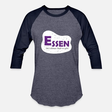 Essen Essen - Baseball T-Shirt