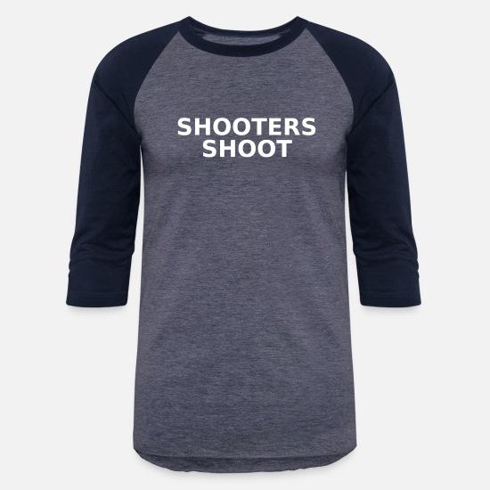 T Shot Unisex Baseball Athlete Your Sports Funny Shooters Gift Shoot iuXkZOP
