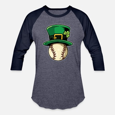 Baseball Apparel Baseball Lover St Patricks Apparel Baseball St - Baseball T-Shirt