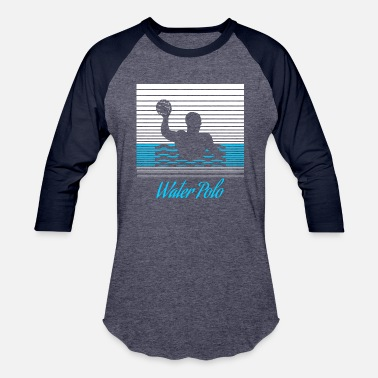 Water Sports water sports - Unisex Baseball T-Shirt
