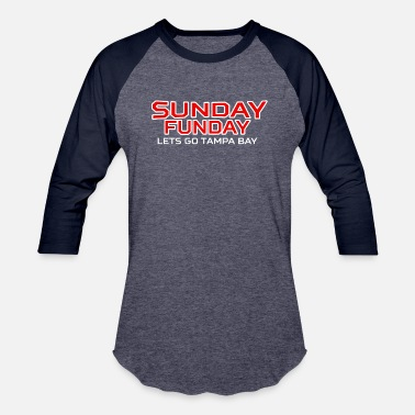 James Bay SUNDAY FUNDAY - Baseball T-Shirt