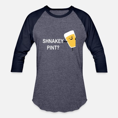 Pint SHNAKEY PINT - Unisex Baseball T-Shirt