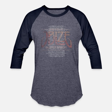 Led Zeppelin JASON BONHAM S LED ZEPPELIN EXPERIENCE TOUR 2018 B - Unisex Baseball T-Shirt