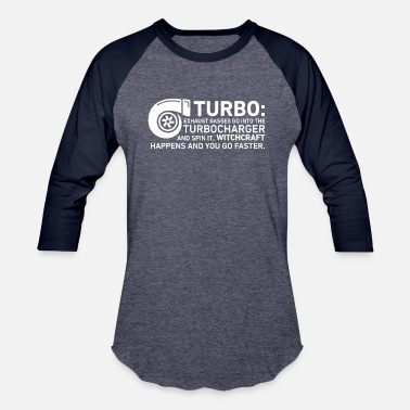 James Turbo Witchcraft - Jeremy Clarkson - Unisex Baseball T-Shirt