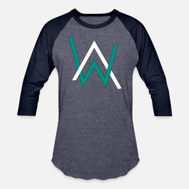 Alan Walker Faded Alan Walker - Baseball T-Shirt