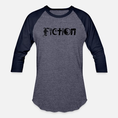 Fiction Fiction - Baseball T-Shirt