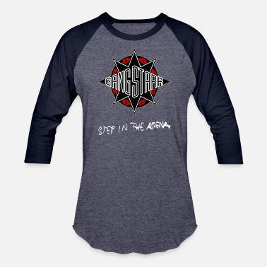 Arena GANGSTARR - STEP IN THE ARENA - Baseball T-Shirt