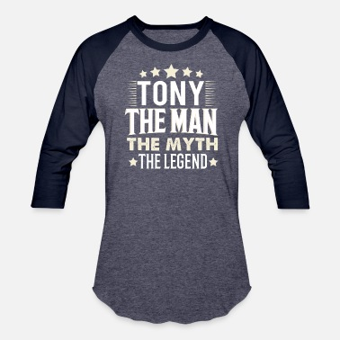Toni Tony - Baseball T-Shirt