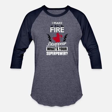Firefighter FIREFIGHTER - Baseball T-Shirt