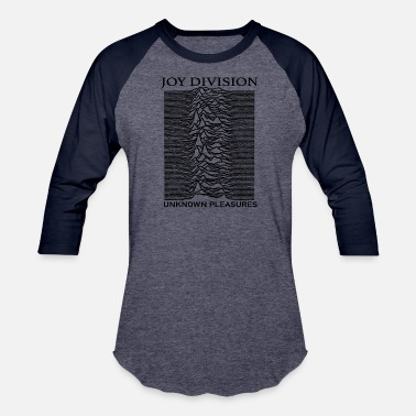 Joy JOY DIVISION Unknown - Unisex Baseball T-Shirt