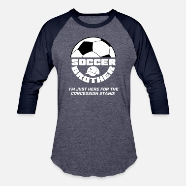 Soccer Brother Soccer Brother - Baseball T-Shirt