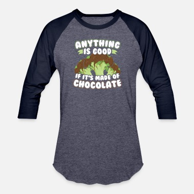 Coates chocolate coating - Baseball T-Shirt