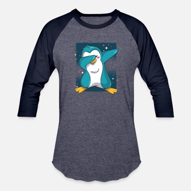 Penguin Penguin - Baseball T-Shirt