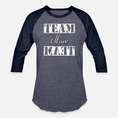 Mare Team Mare - Baseball T-Shirt