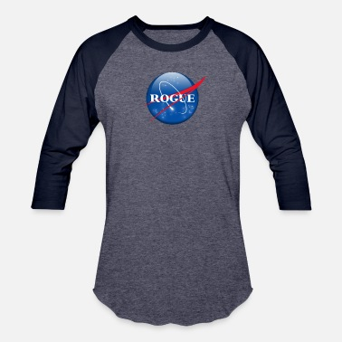 Nasa Rogue NASA - Baseball T-Shirt