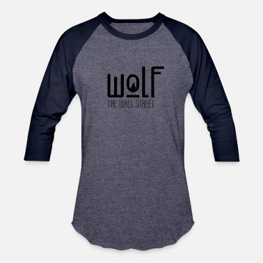 The Wolf Of Wall Street wolf of the wall street - Baseball T-Shirt
