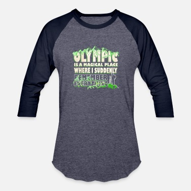 Olympics Olympic - Baseball T-Shirt