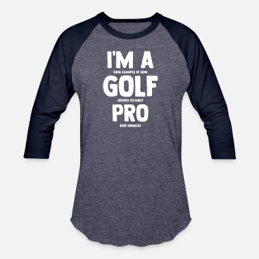 Pro Golf golf pro - Baseball T-Shirt