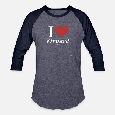 Oxnard Oxnard California CA Californian - Baseball T-Shirt