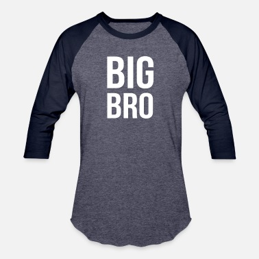 Big Brother Big Brother - Unisex Baseball T-Shirt