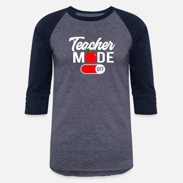 5eea09f5c9185 Shop Teachers Mode Off T-Shirts online | Spreadshirt