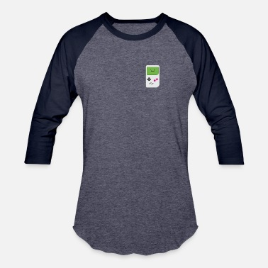 Zelda 90 s gamer boys small - Unisex Baseball T-Shirt