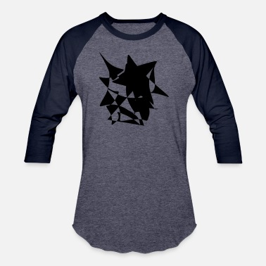 Movement Changing shapes in movement - Baseball T-Shirt