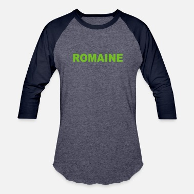 Romain ROMAINE - Unisex Baseball T-Shirt