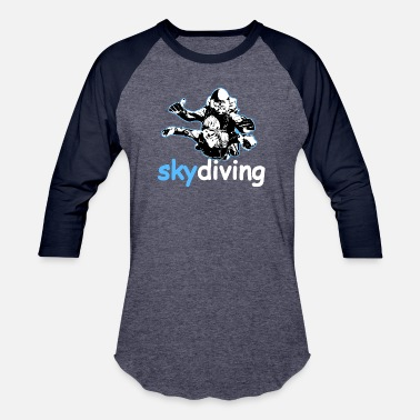 Skydive skydiving - Baseball T-Shirt