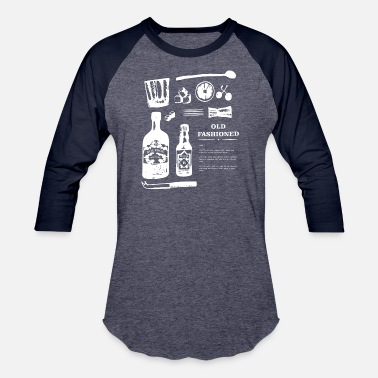 Old Fashioned Old Fashioned - Baseball T-Shirt