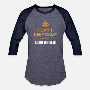 Audio Engineer Designs AUDIO ENGINEER - Baseball T-Shirt