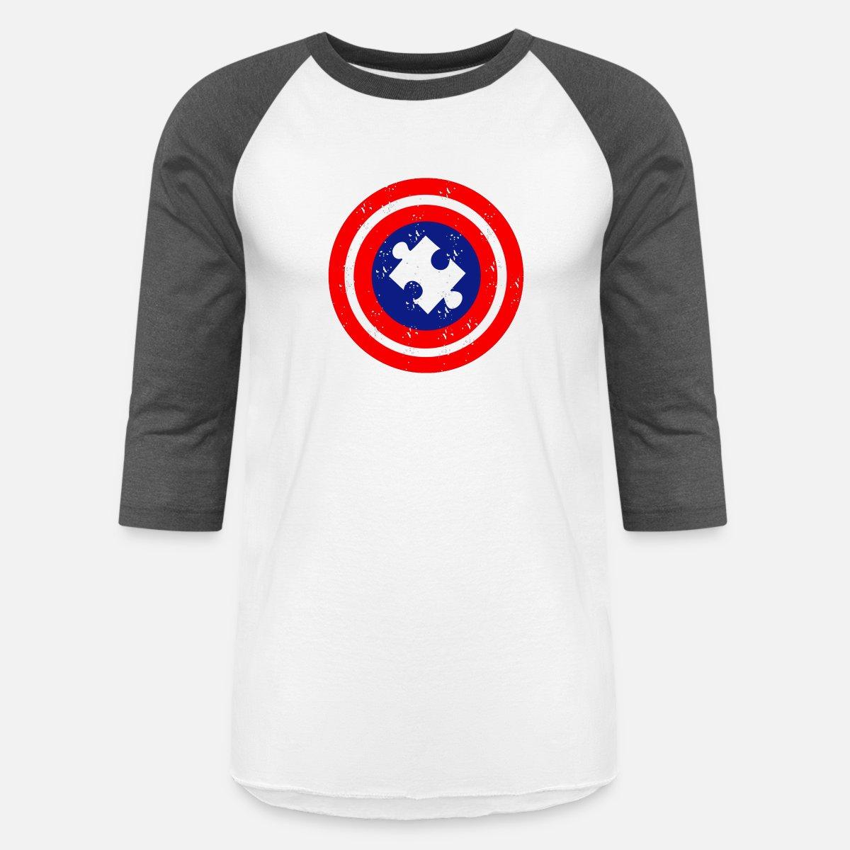 Autism Awareness Day Superhero Gift By Peterpan Spreadshirt Torch Tshirt Women Blue Black Navy Xl