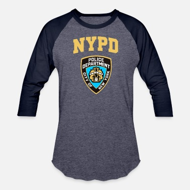 Nypd NYPD merchandise - Baseball T-Shirt