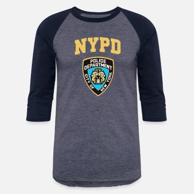 db6f87c9cc337 Nypd NYPD merchandise - Unisex Baseball T-Shirt