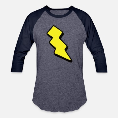Bolts bolt - Unisex Baseball T-Shirt
