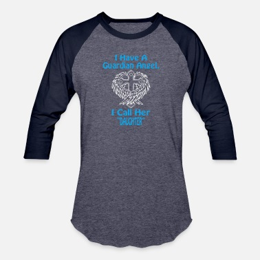 Guardian Angel Guardian Angel - Baseball T-Shirt