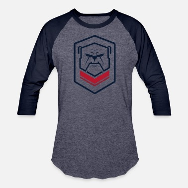 Minimalist Dog box - Baseball T-Shirt