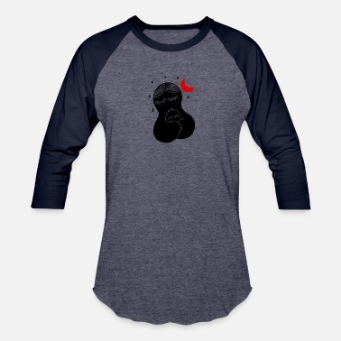 8116092329e3 Mum and Child, Funny Mom - Unisex Baseball T-Shirt
