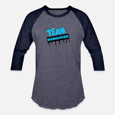Team Hangover - Unisex Baseball T-Shirt