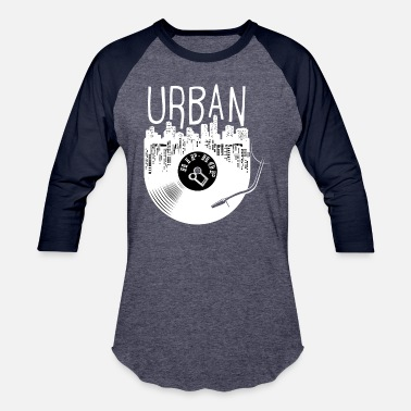Rap Urban Hip Hop Old School Rap - Baseball T-Shirt